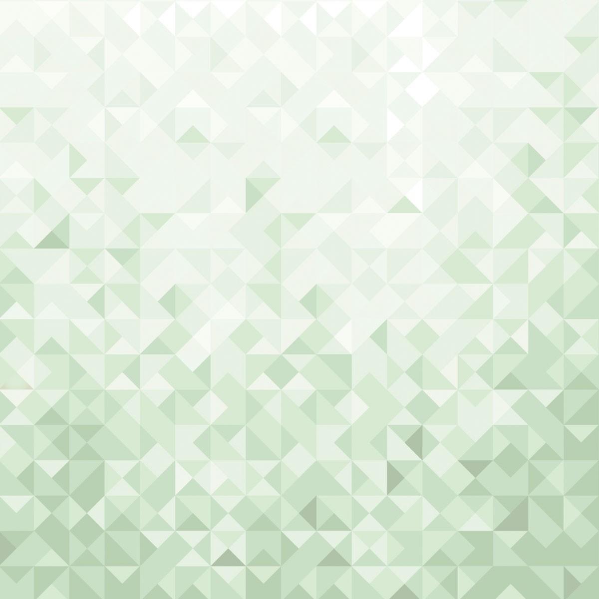 Tapet Magnetic-geometric Verde-127x265