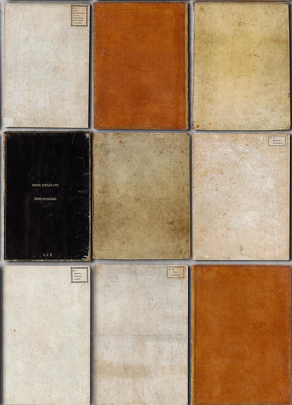Tapet Designer Nature Book Covers Mindthegap