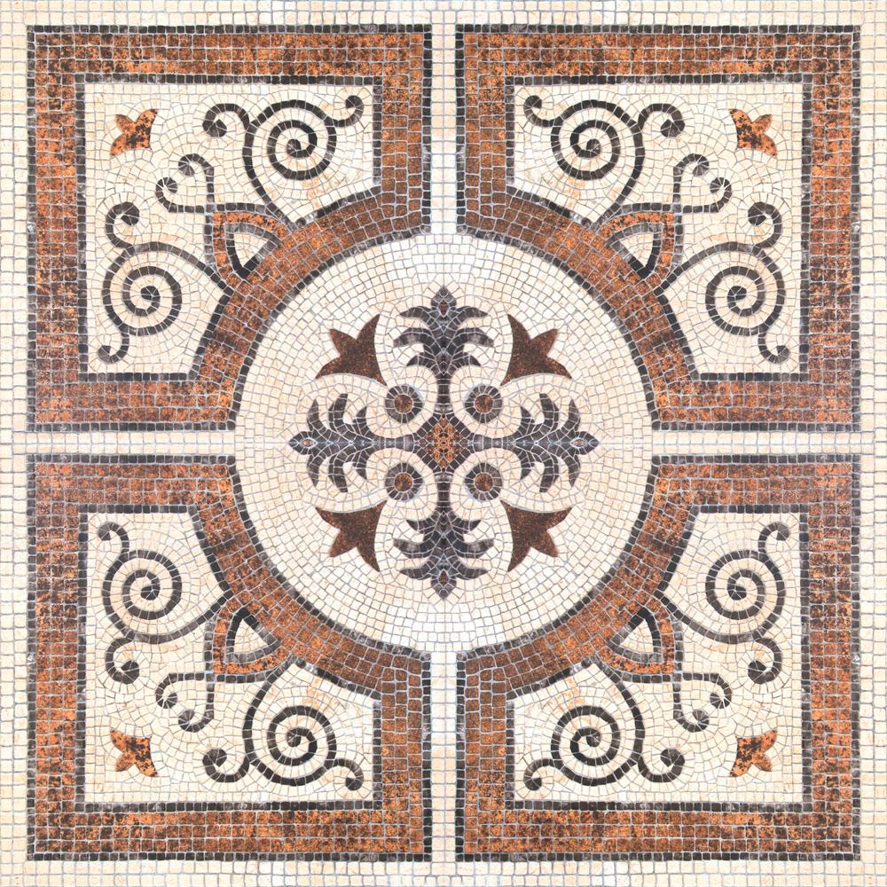 Tapet Designer World Culture Byzantine Tile Mindth