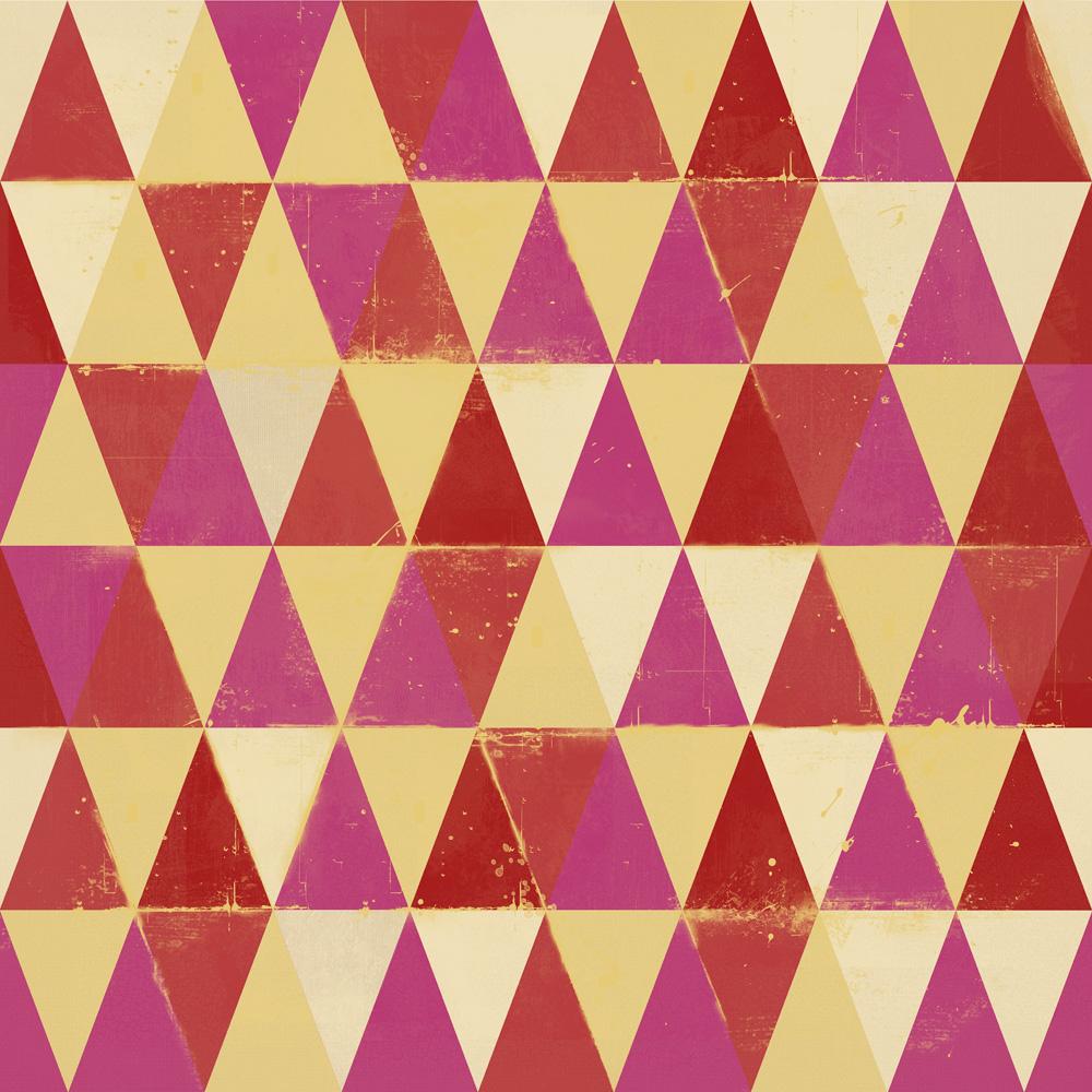 Tapet Designer Circus Circus Pattern I Mindthegap